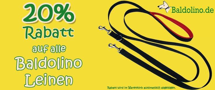 20% auf Baldolino Leinen