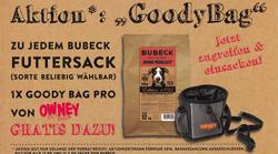 Bubeck Hundefutter Aktion Zugabe