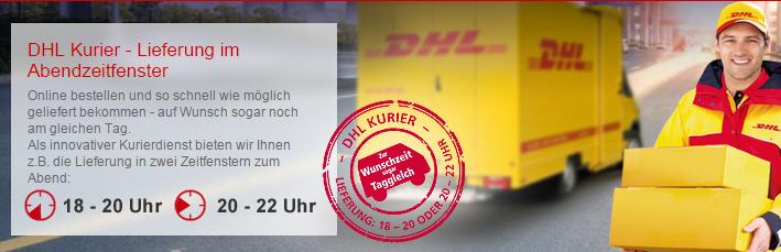 DHL Kurier