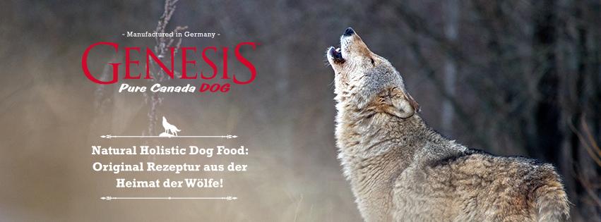 Genesis Hundefutter