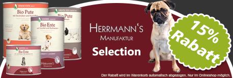 Herrmanns Selection 15% Rabatt Aktion