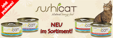 SushiCat Katzenfutter