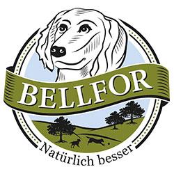 Bellfor getreidefreies Hundefutter mit hohem Fleischanteil