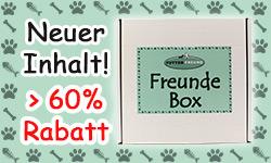 Futterfreund Freunde Box für Hunde