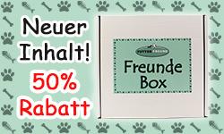 Freunde-Box von Futterfreund