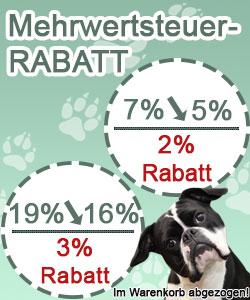 Mehrwertsteuer-Rabatt bei Futterfreund.de