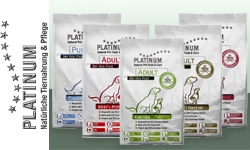 Platinum Hundefutter