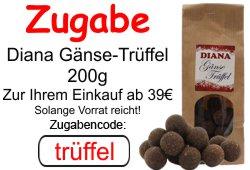 Zugabe - Diana Gänse Trüffel