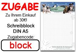 Zugabe - Futterfreund Winterblock