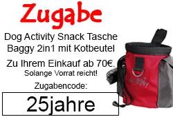 Zugabe Tasche Baggy