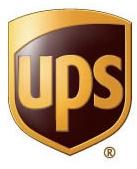 UPS Versand Standard und Express
